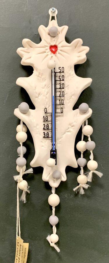 Dekors - sienas termometrs