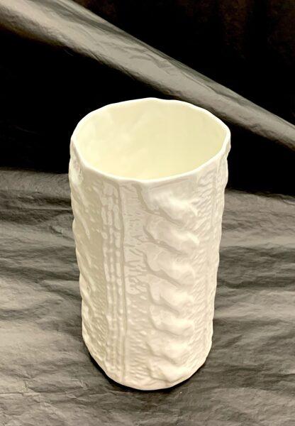 Piebalgas porcelāns - vāze 2